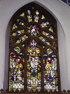 8 East window