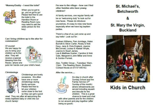 Kids in Church pg1