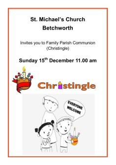 Christingle poster 2